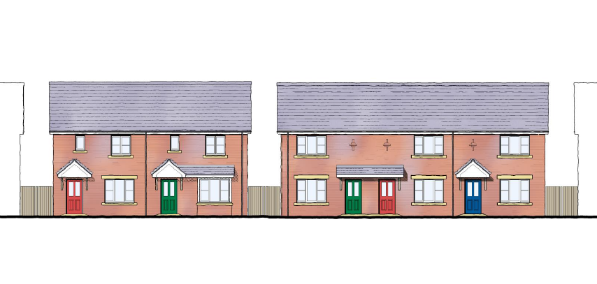 Contract signed to bring £30m new homes programme to Crook