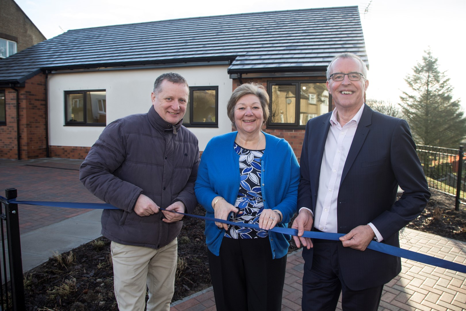 Weardale village ends 50 year wait for new affordable homes