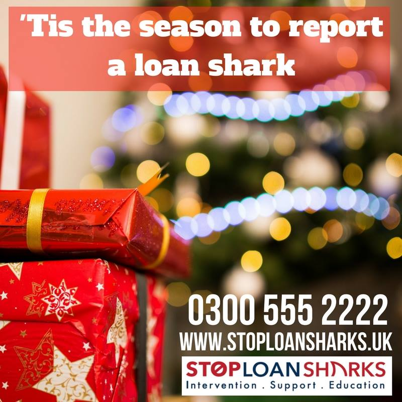 Don't let Loan Sharks Bite this Christmas